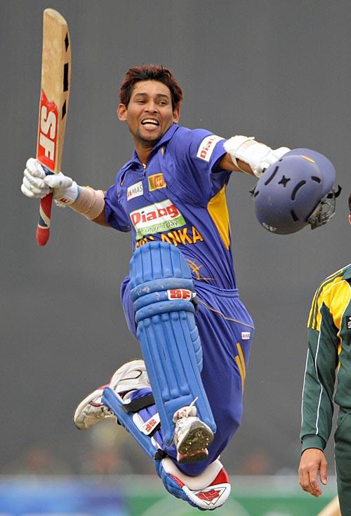Dilshan batsmen