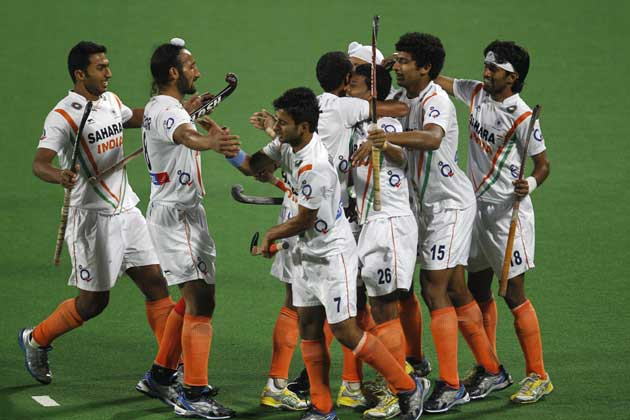 India wins Olympic qualifier