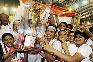 Women WC Champ India