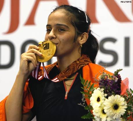 Saina Nehwal bronze
