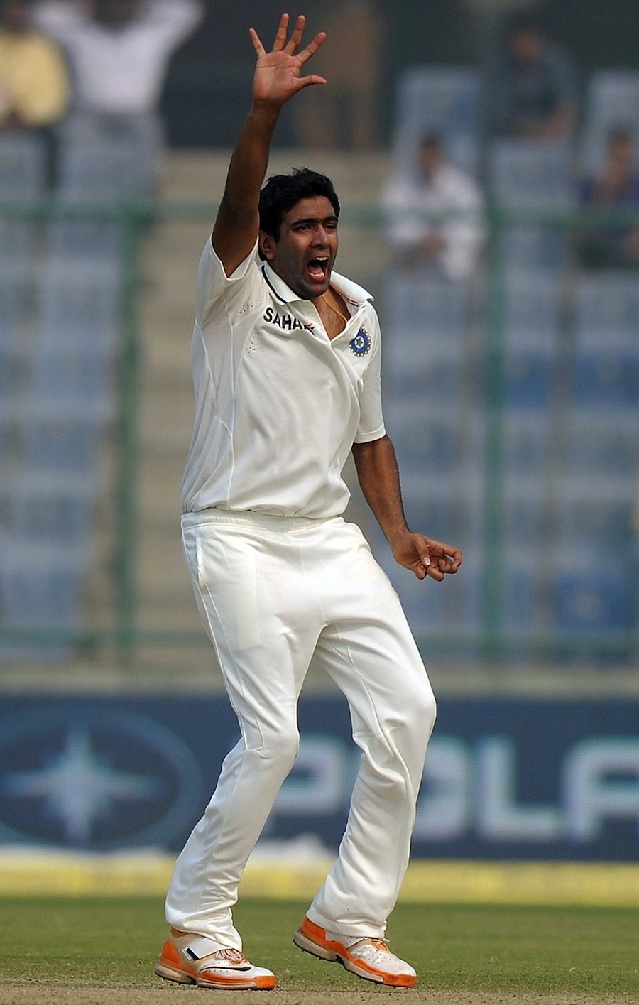 Indian cricketer Ravichandan Ashwin appe