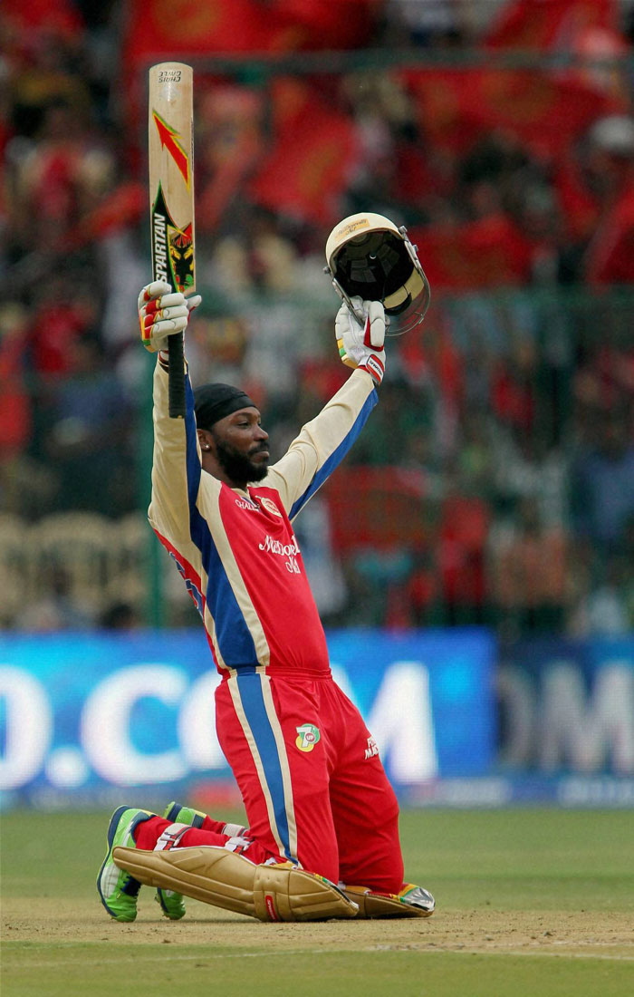 Chris Gayle record pic
