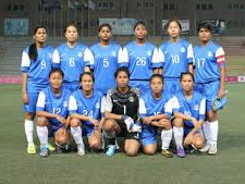 Indian women football team