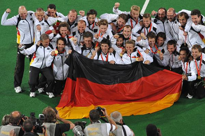 German Hockey team