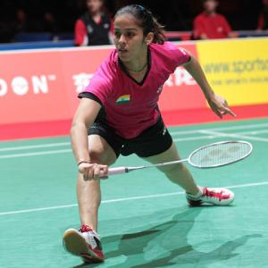 Saina Becomes Third Indian to Reach England Open Final
