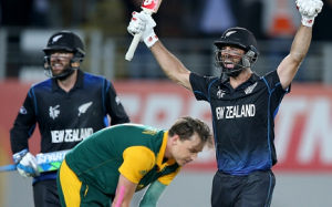World Cup 2015: First Time The Finals Gets Black Caps