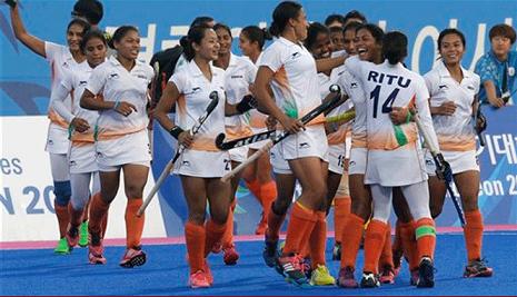 news indian hockey women
