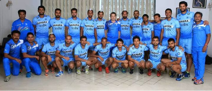 Indian Hockey Azlan