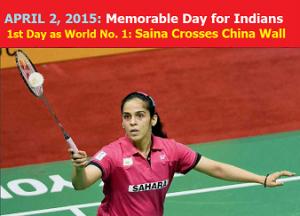 Saina Nehwal Celebrates First Day of World No. 1 Rank With Revenge Win