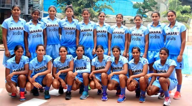 Indian U21 womens