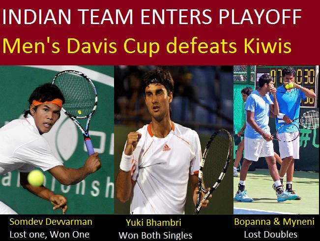 indian davis cup