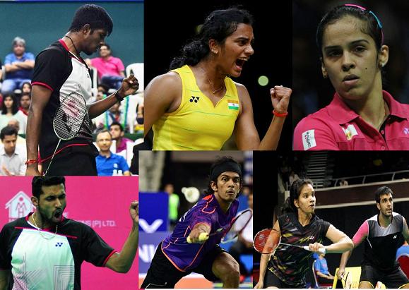 Indian badminton in 20116