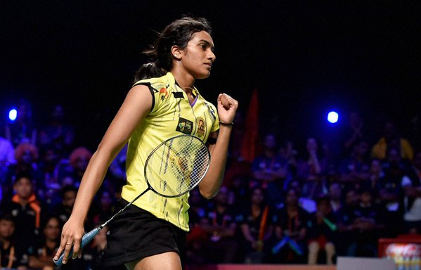 Sindhu World Super Series Finals