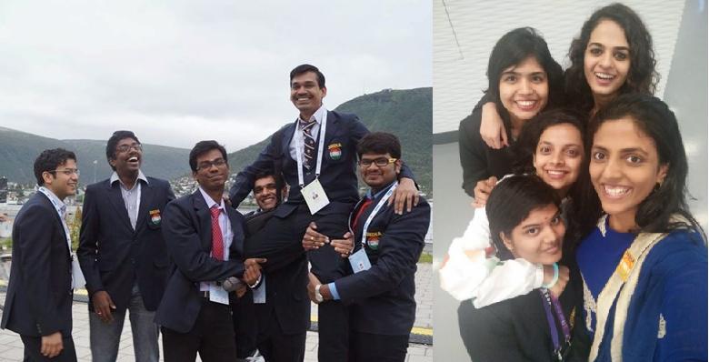 Indian Men's Chess Team Indian Women's Chess Team