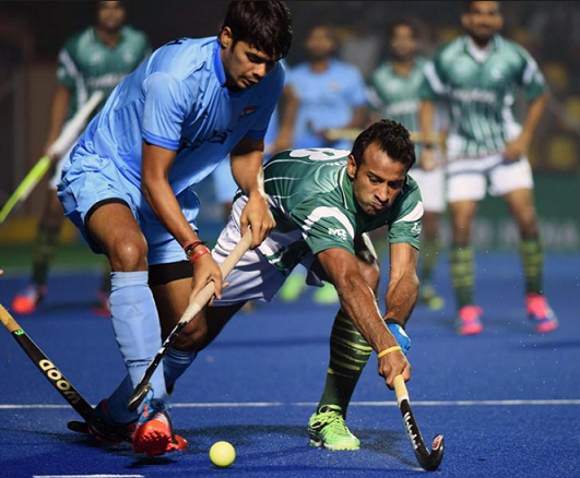 India vs Pakistan Hockey Asian Champions Trophy 2016