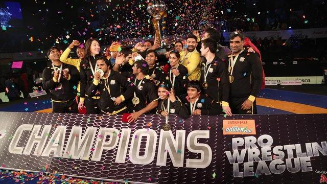 PWL 2017 Champions