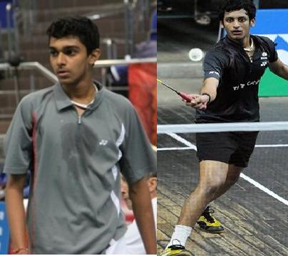 Shlok Arjun win Iran International 2017