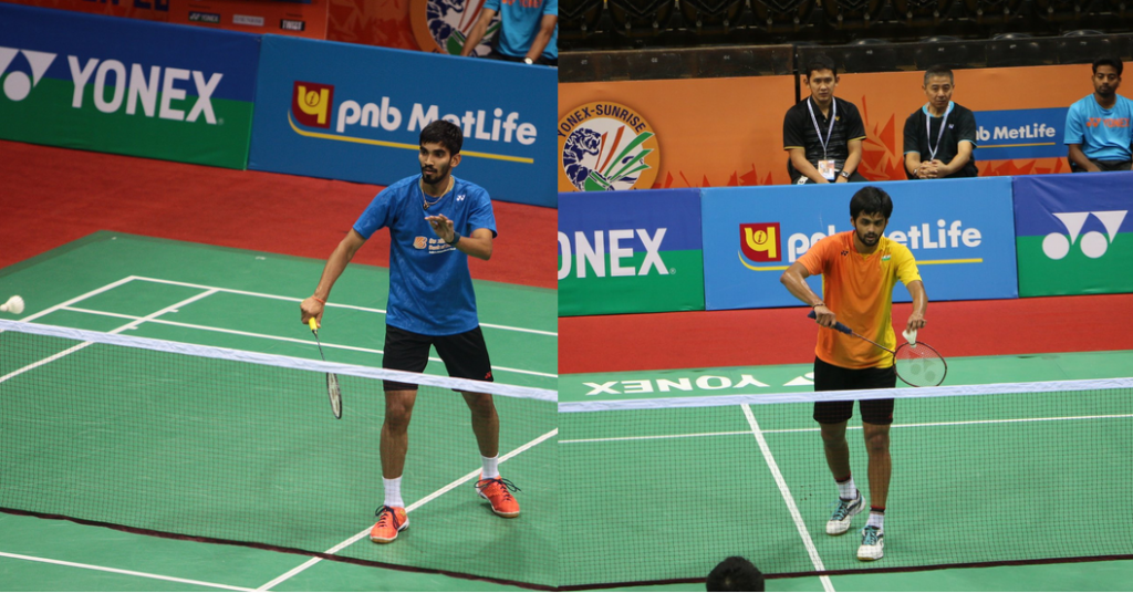 Indian Badminton record