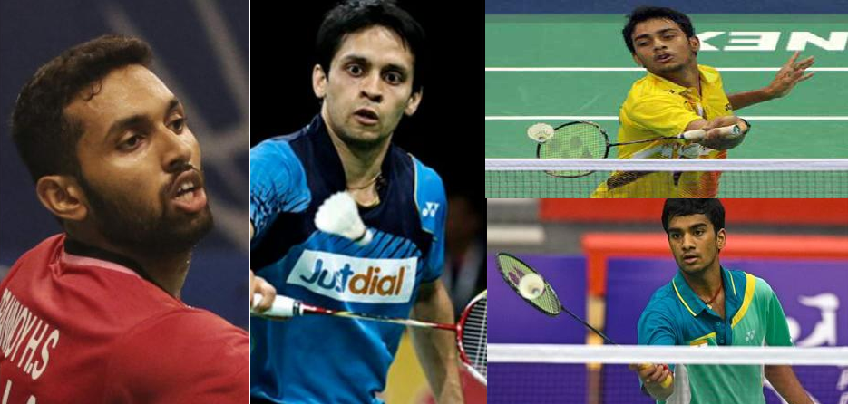 New Zealand Open Grand Prix Gold 2017 Round 3 for India