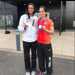 Saina and Sindhu win medals at 2017 Glasgow Championship