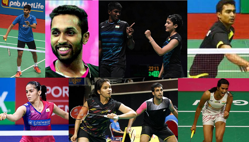 Japan Open Super Series Indians in Round 2