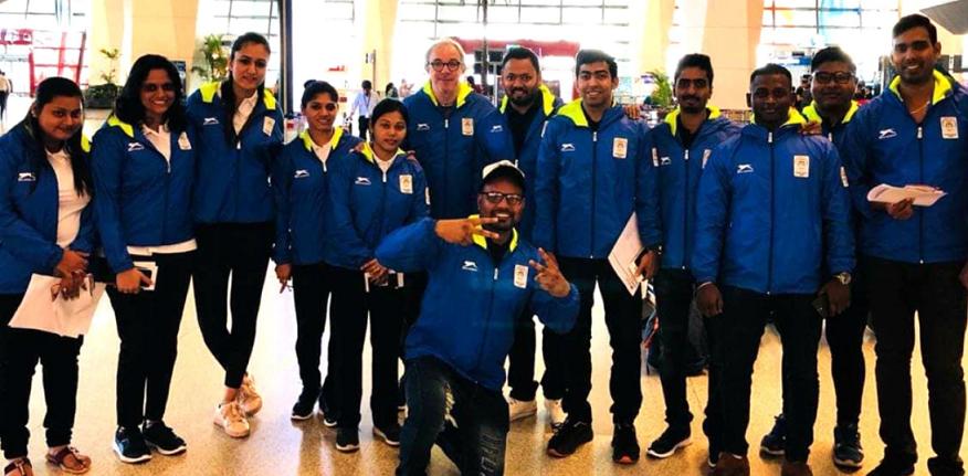 CWG 2018 TT squad