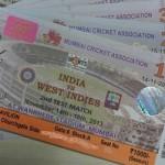 Sachin 200th Ticket