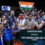 FIBA Asia Cup 2017 Division B