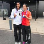 Saina and Sindhu win medals at 2017 Glasgow Championship